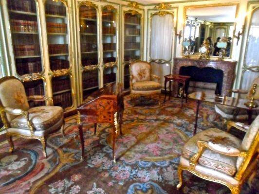 Bibliothèque de Madame Victoire