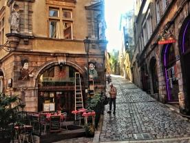 One beautiful day in Lyon