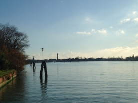 Boatride to Torcello