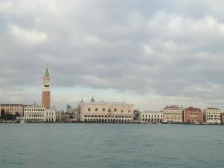 Across the canale della giudecca