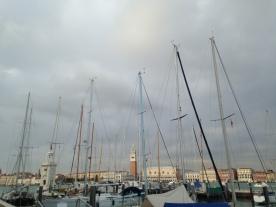 Boats at Giudecca