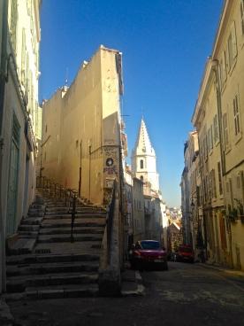 street in le panier