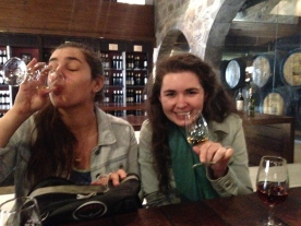 Port tasting!