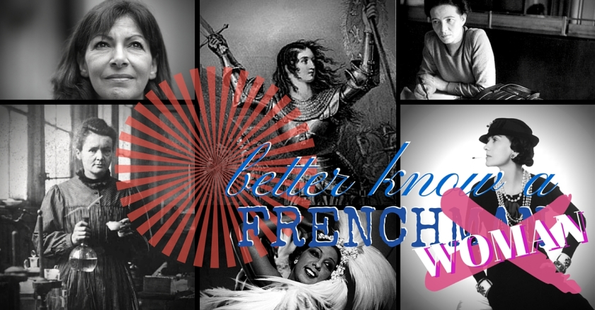 better know a frenchwoman