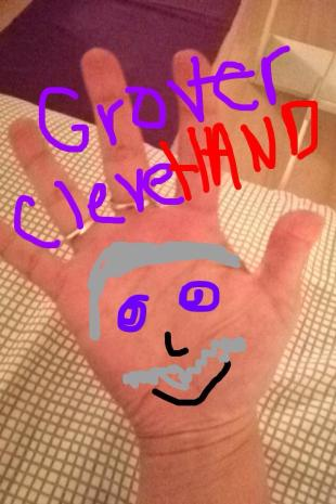 #22/24 - Grover Cleveland
