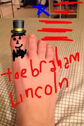 #16 - Abraham Lincoln