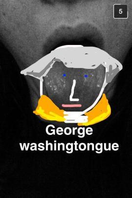 #1 - George Washongton
