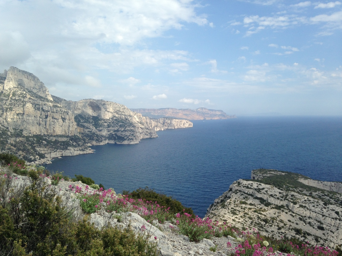 Hiking in Marseille's calanques: part 1